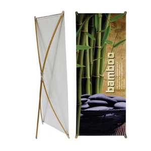 "27.5"" x 69""    Includes banner and travel bag.                  Call for Prices"