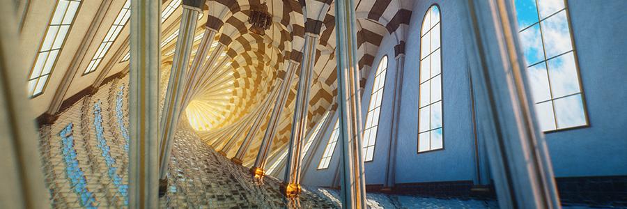 Academy Of Sciences Planetarium - Vortex 2.0
