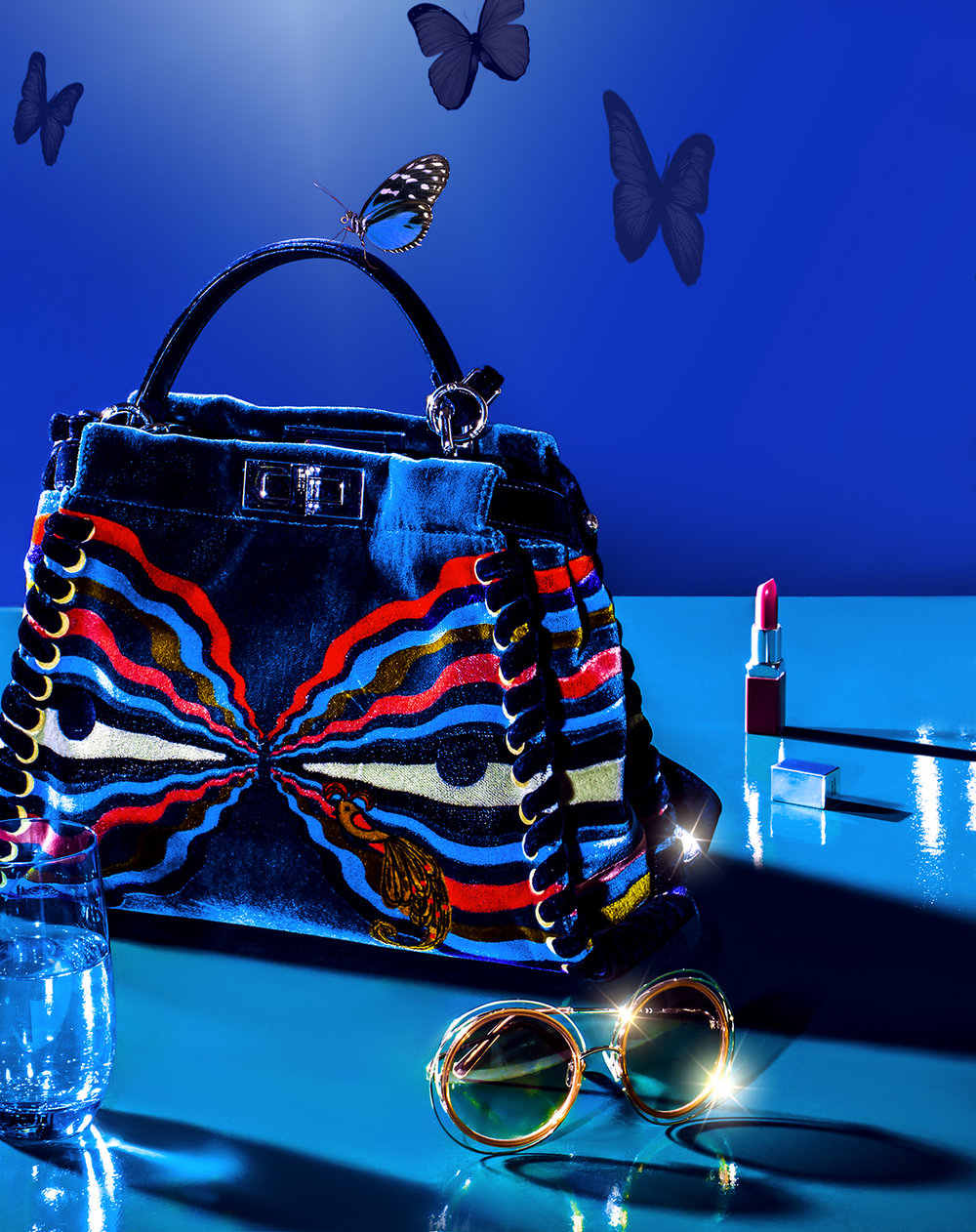 FENDI BAG 2016 FOR D REPUBBLICA