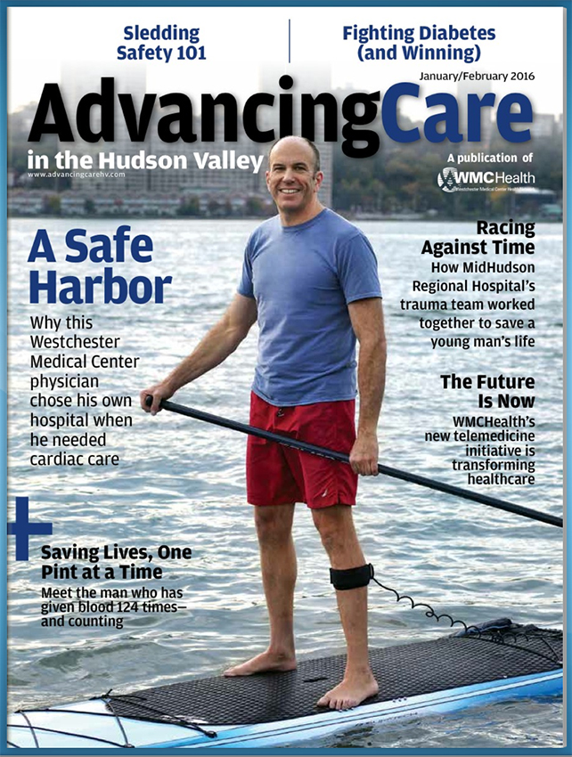 ADVANCING CARE MAGAZINE - JAN/FEB 2016