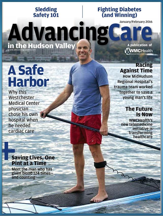 ADVANCING CARE MAGAZINE - JAN/FEB 2016