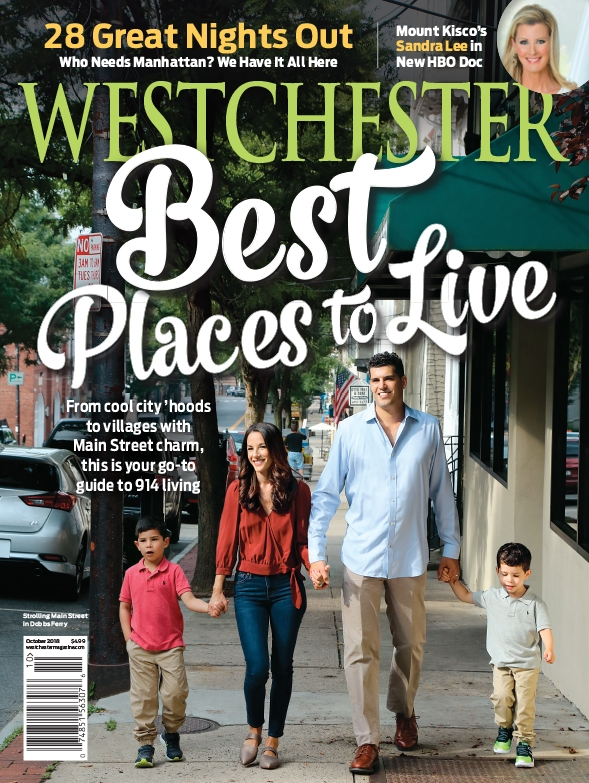 WESTCHESTER MAGAZINE - OCTOBER 2018