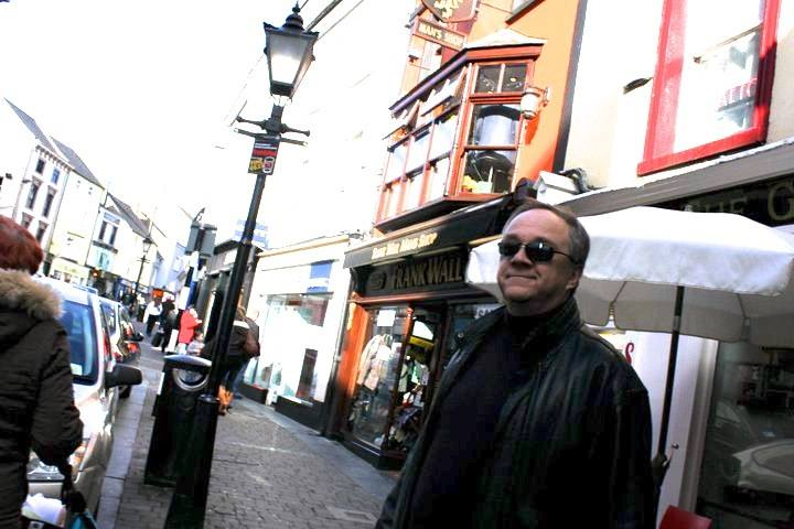 Tom in Galway, Ireland.