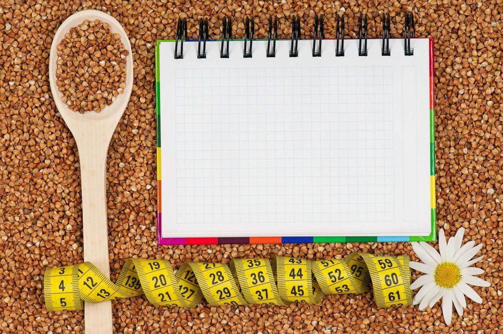 buckwheat measuring
