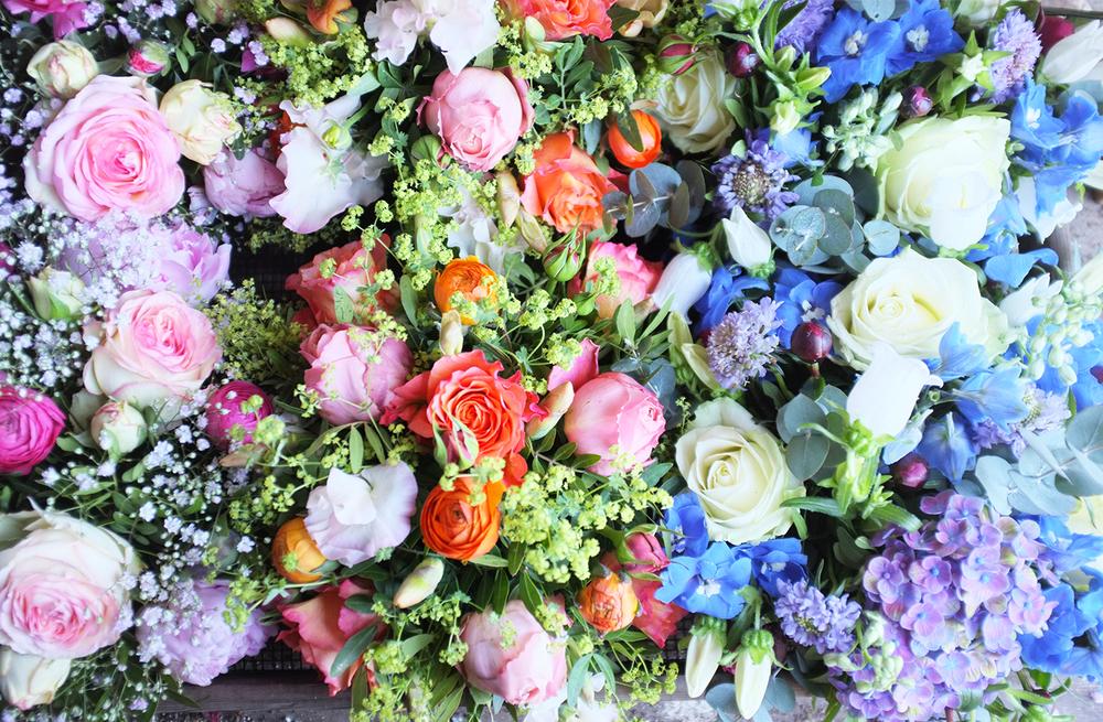 Florist, Bloemist, Amsterdam, Prinsengracht, Bloemen, Gypsophilia