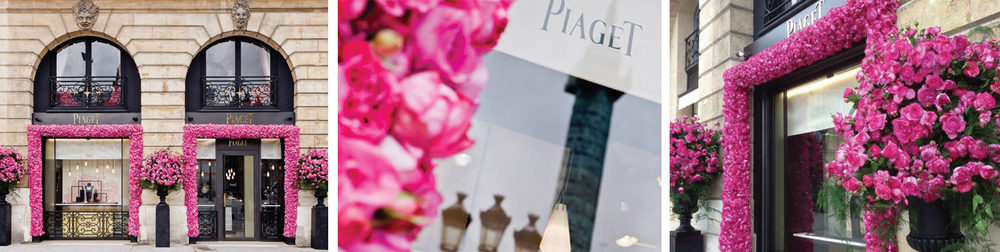 Piaget Rose Day: Images courtesy of Piaget.com