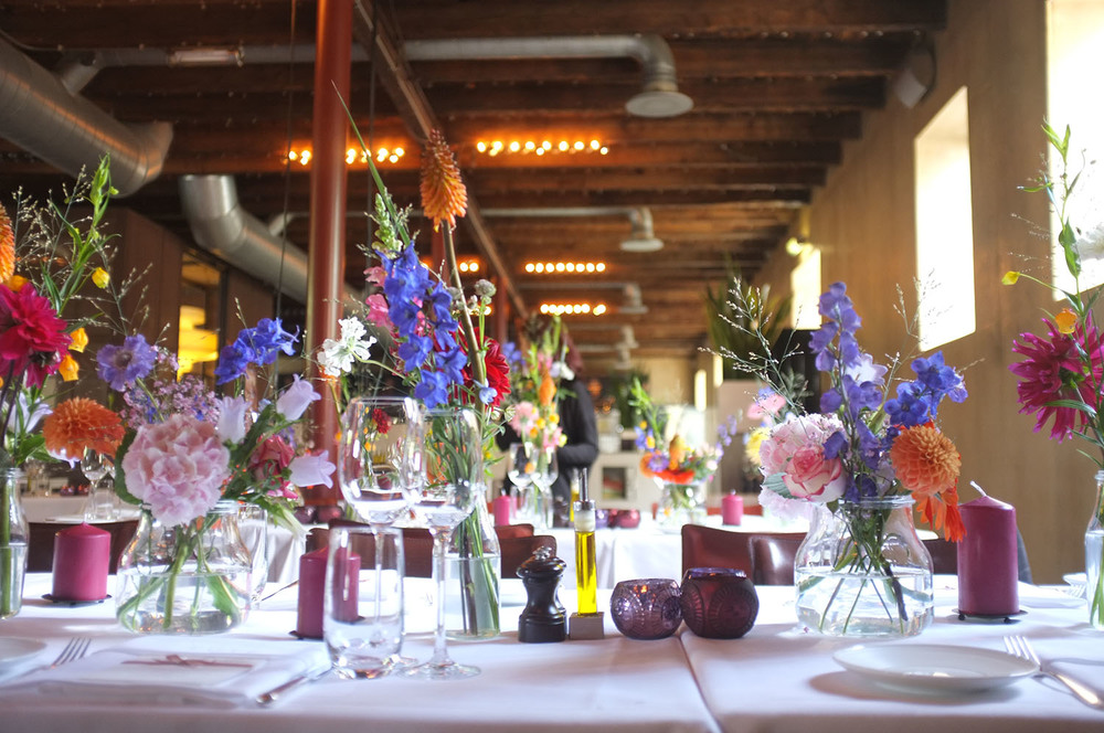 Lute Restaurant, Ouderkerk, Amstel, bruiloft, Wedding,  Bloemen, Flowers, Florist, Bloemist, Amsterdam, Prinsengracht, Bloemenwinkel, Lifestyle, Table decoration