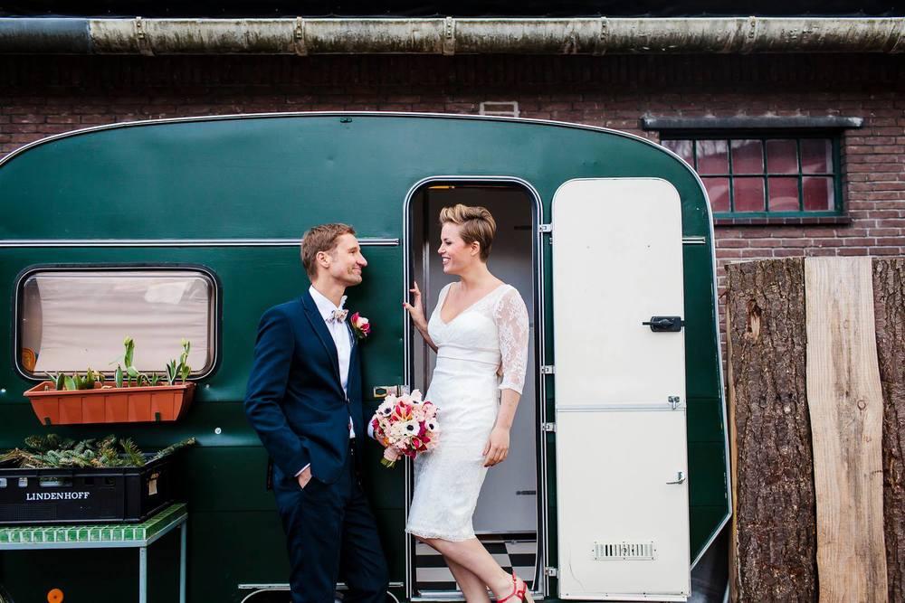 Wedding of Esther & Tom