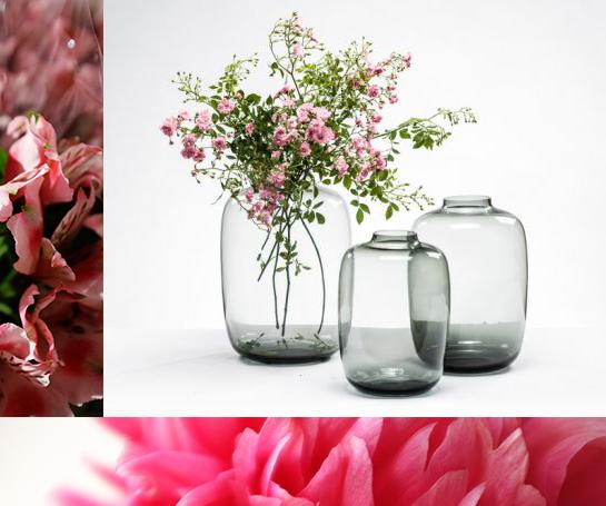 A.P Bloem Florist Amsterdam Bloemist Bloemenwinkel Flowers Florist Amsterdam Kerkstraat bubble vase handmade