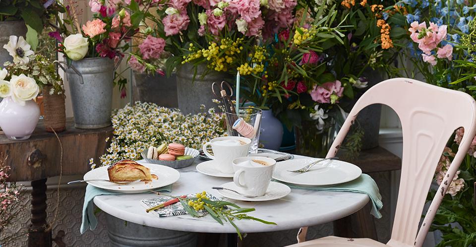 Caffè Club Floral Touch