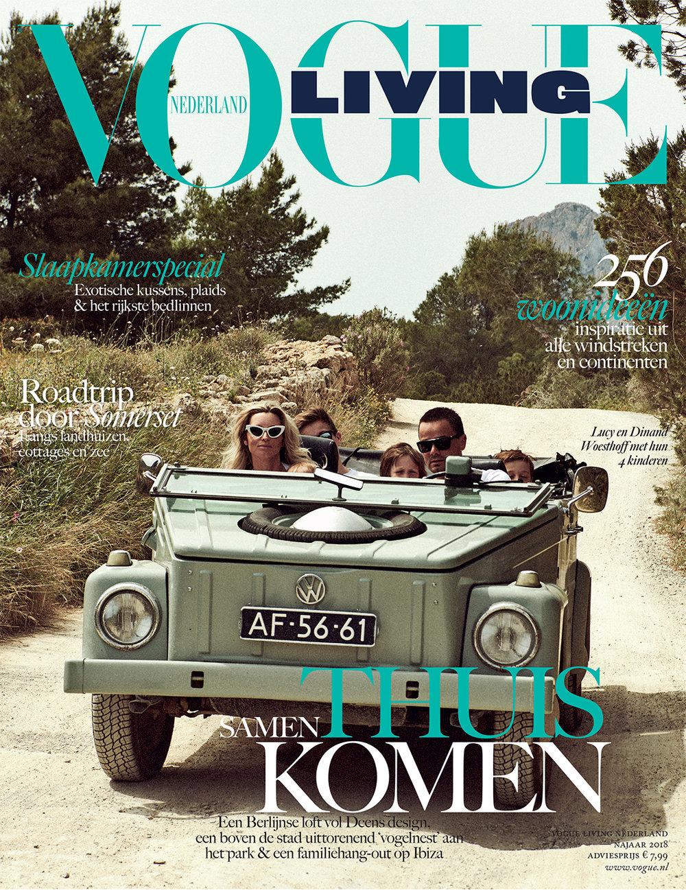 Vogue Living - September Issue 2018 -