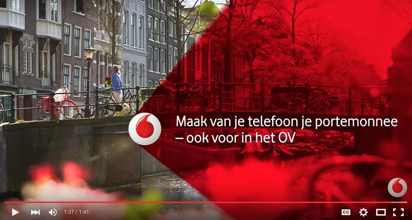 Vodafone - Photoshoot & film -