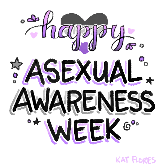 kat flores illustration asexual awareness week 2017.png