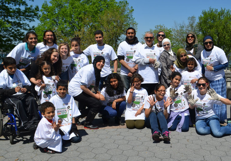 Arab American Service Day