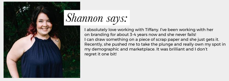 Shannon Moyer Testimonial