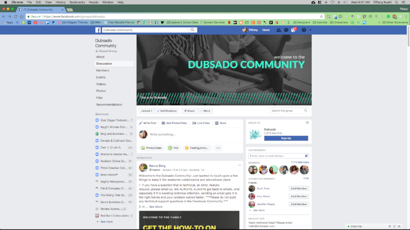 6 Ways Dubsado Changed Our Business | Dubsado Community - Always Improving | Tiffany Kuehl Designs