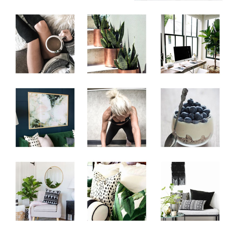 Niki Whiting Moodboard | Tiffany Kuehl Designs