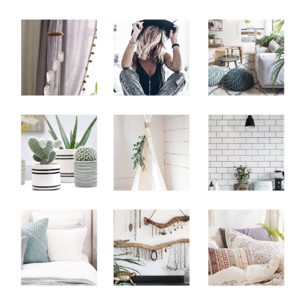 Tiffany Kuehl Designs Moodboard | I love how this #moodboard gives you this clean, feminine, and yet playful vibe. It looks like our comfort to me, and it represents me and my brand perfectly! #branding #brandclarity #brandidentity