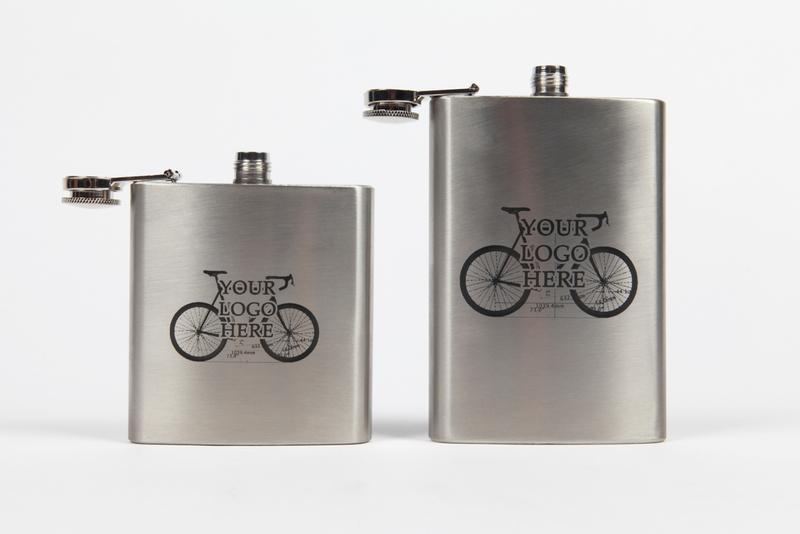 Custom Engraved 6 oz. or 8 oz. Flasks