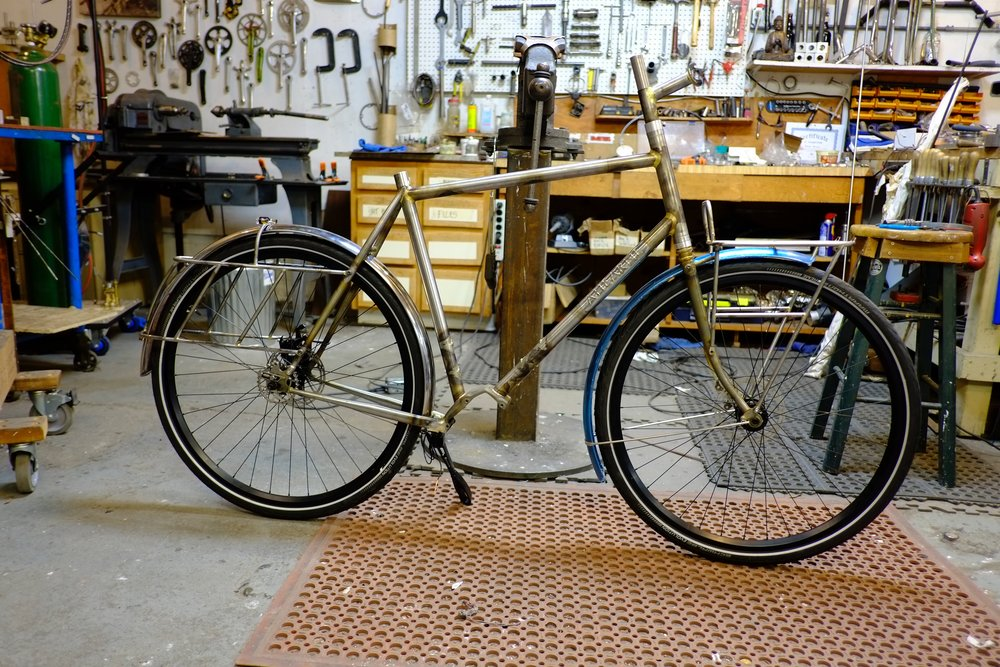 Custom Made Bicycles Rule