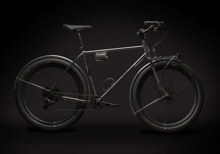 Stainless Steel Bicycle - A Construction Story — Ahearne Cycles