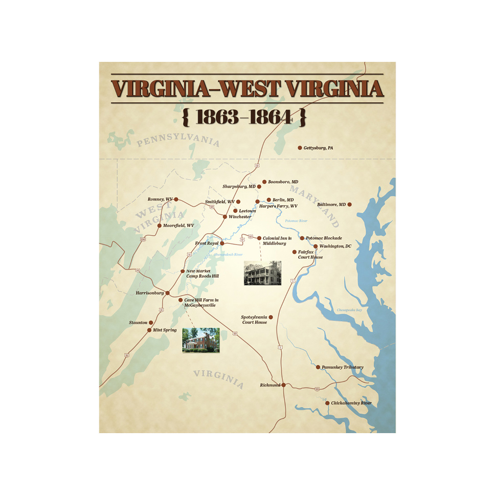 Exhibit Map