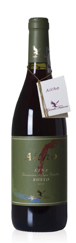 Aitho Etna Rosso DOC 2012