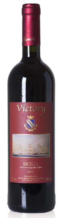 Victory Etichetta Rossa IGT Sicilia rosso