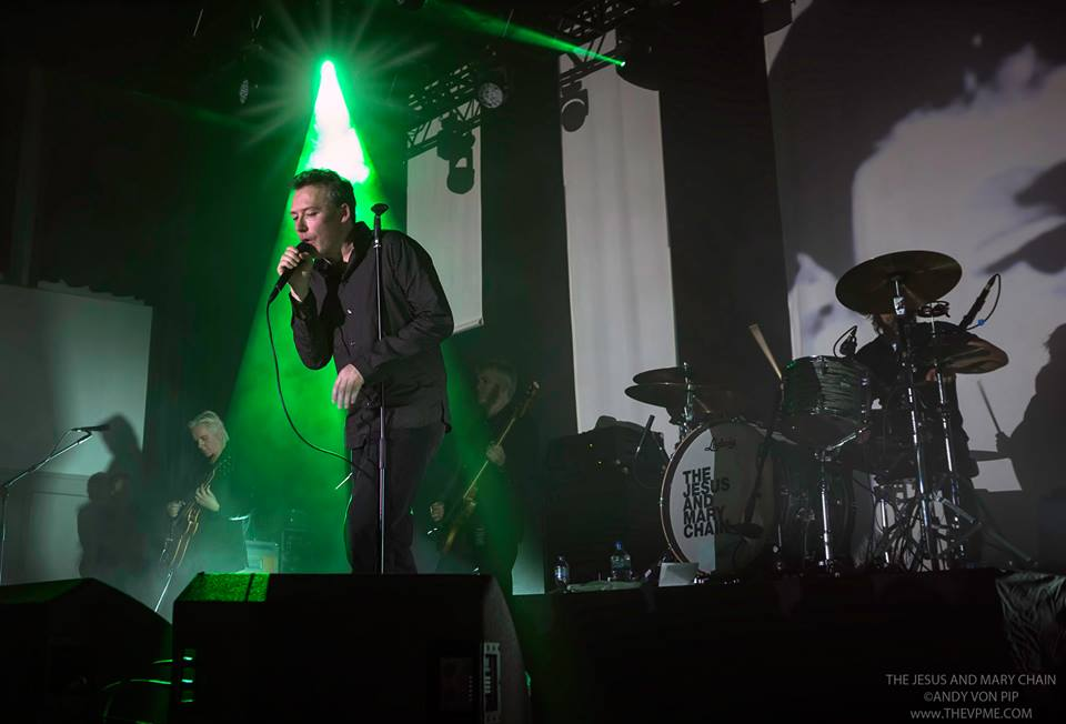 Photo of The Jesus & Mary Chain by Andy Von Pip