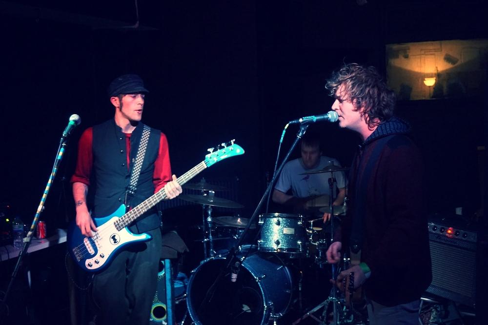 The Flash Bang Band from Brighton