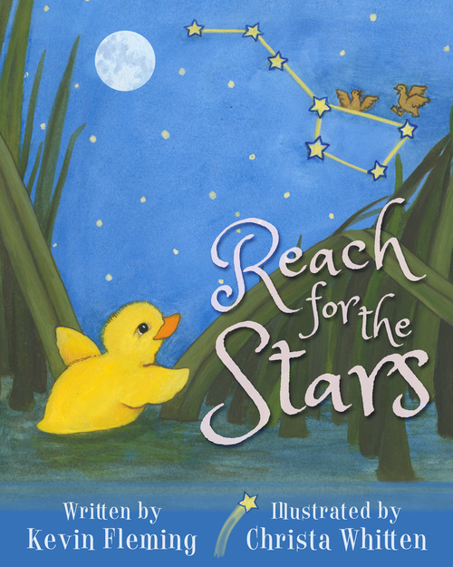 Reach For The Stars Hardcover Christa Whitten Eating