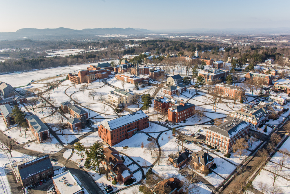Amherst College Aerial Drone Photography And Videography