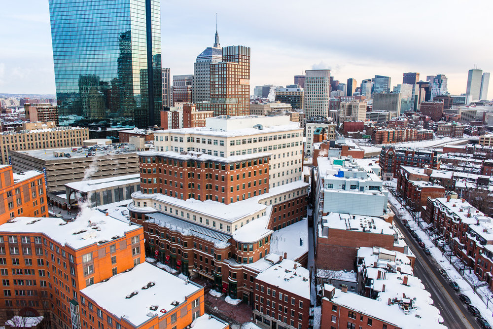 Boston Aerial Drone Real Estate Photography