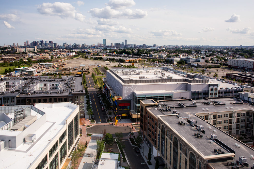 Somerville Aerial Drone Real Estate Photography