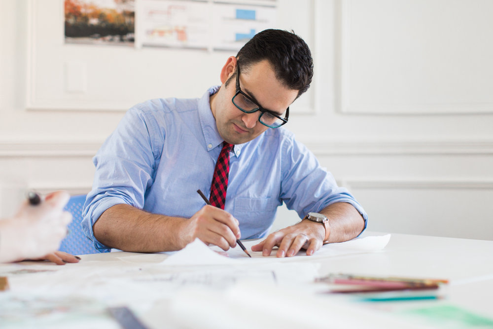 Prellwitz Chilinski Architects Boston Advertising Brand Promotional Photography