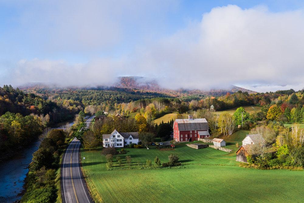 Vermont New Hampshire Barn Photography