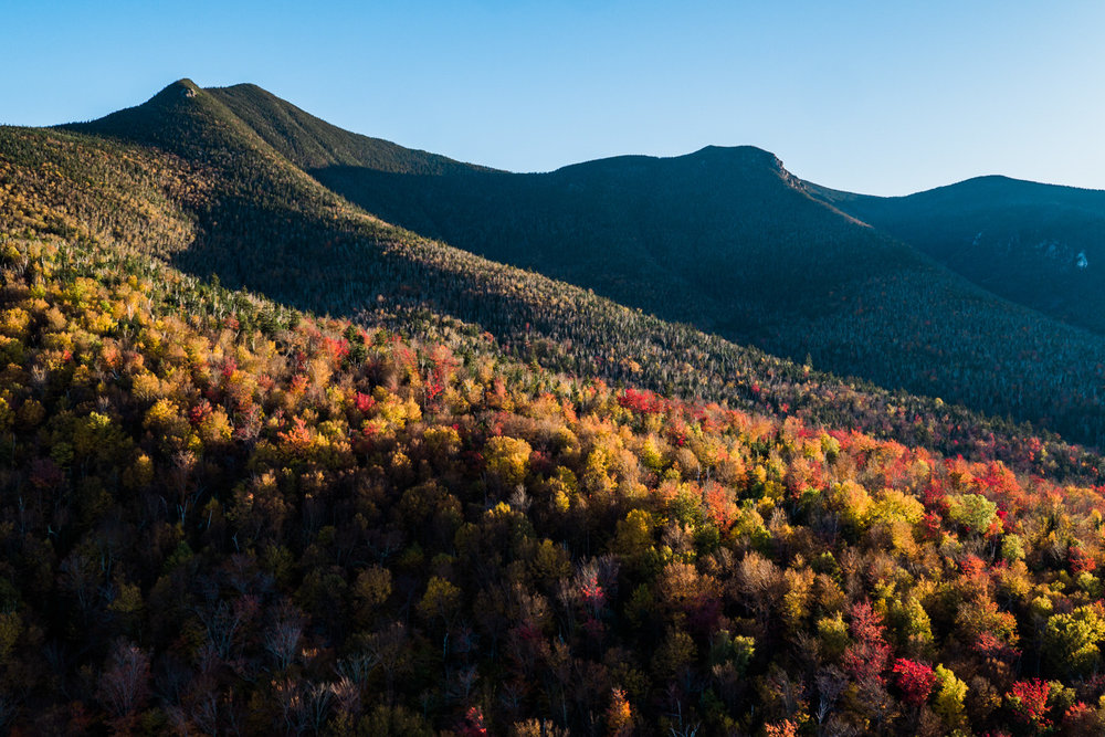Vermont New Hampshire Fall Foliage Photography