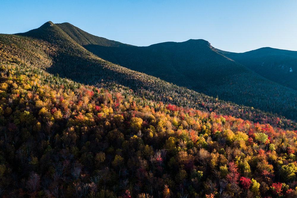 Vermont New Hampshire Fall Foliage Photography