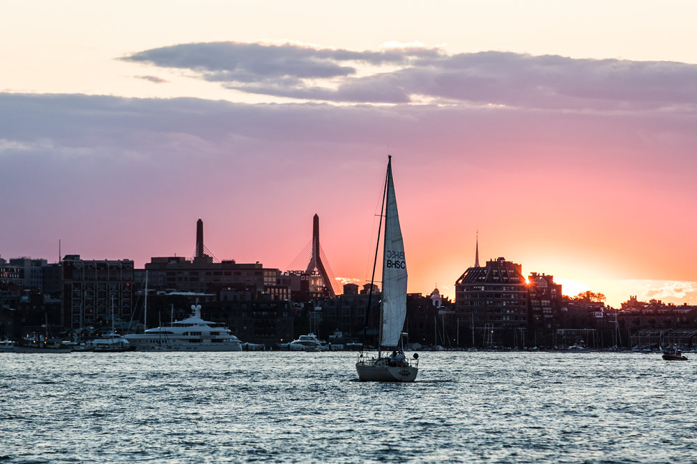 Sail Boston Ships Photography
