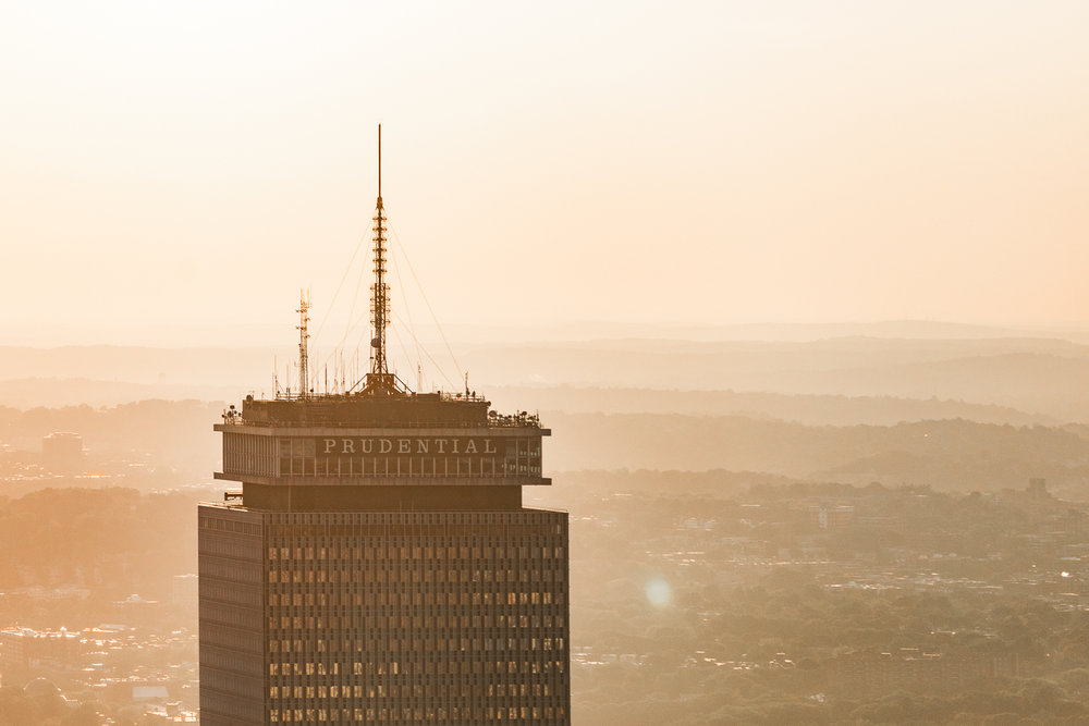 Prudential Building Boston Photography