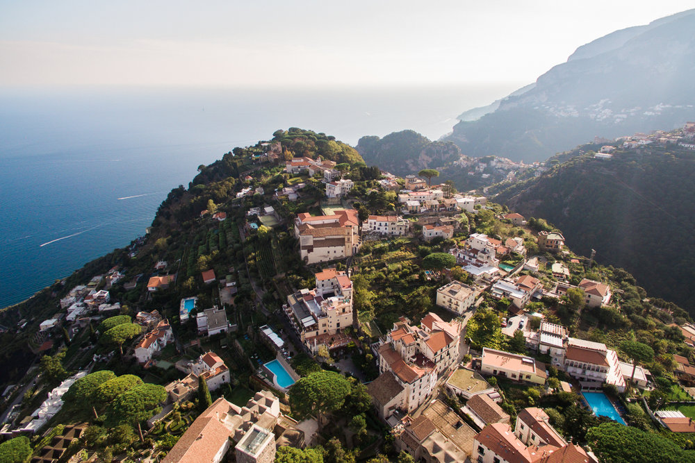 Ravello Italy Professional Photography