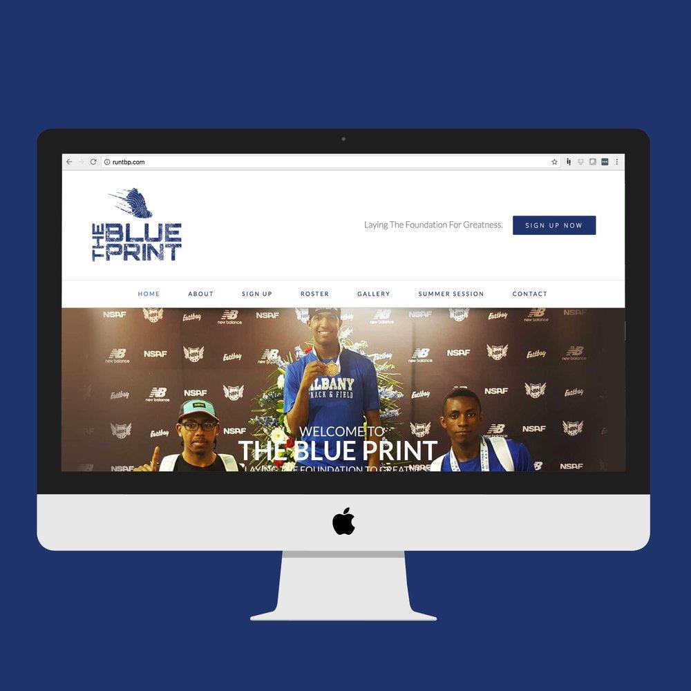 The Blue Print