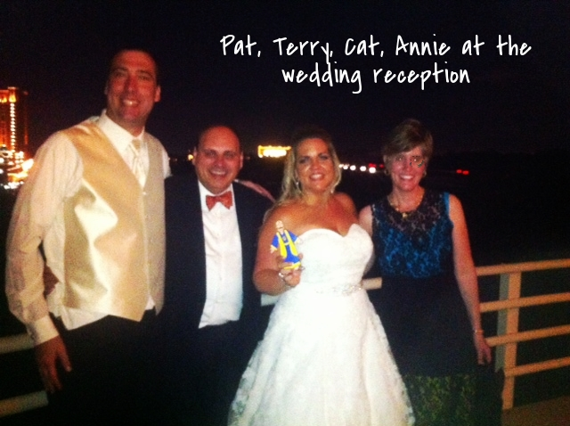Cat and Pat's reception.JPG