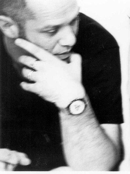 DC Portrait. Ecole Des Beaux Arts, Nimes. 1999