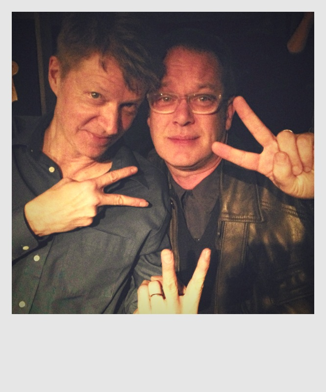 With Nels Cline, Cafe OTO, March 2014
