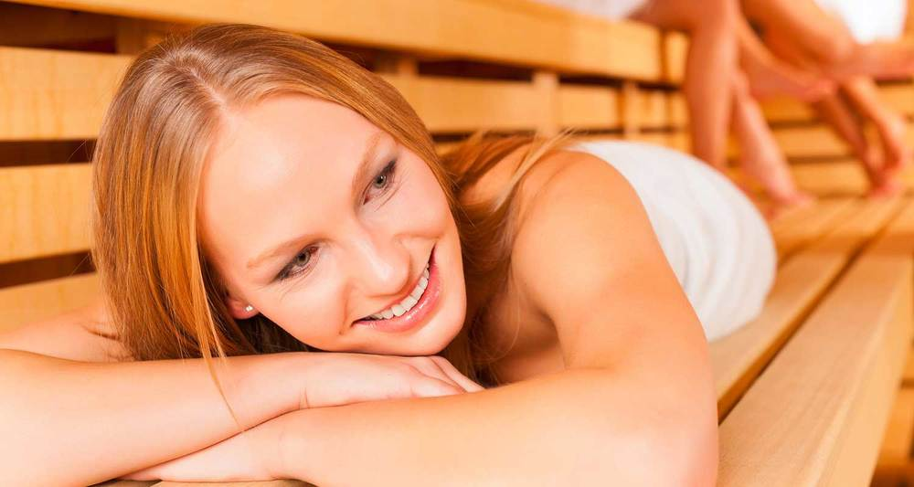 Sauna Weight Loss Scandia Manufacturing Lifestyle