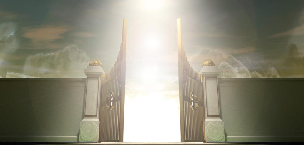 Pearly gates - shegznstuff dotcom