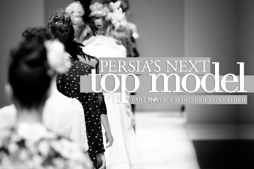 Persia's Next Top Model - ESTHER