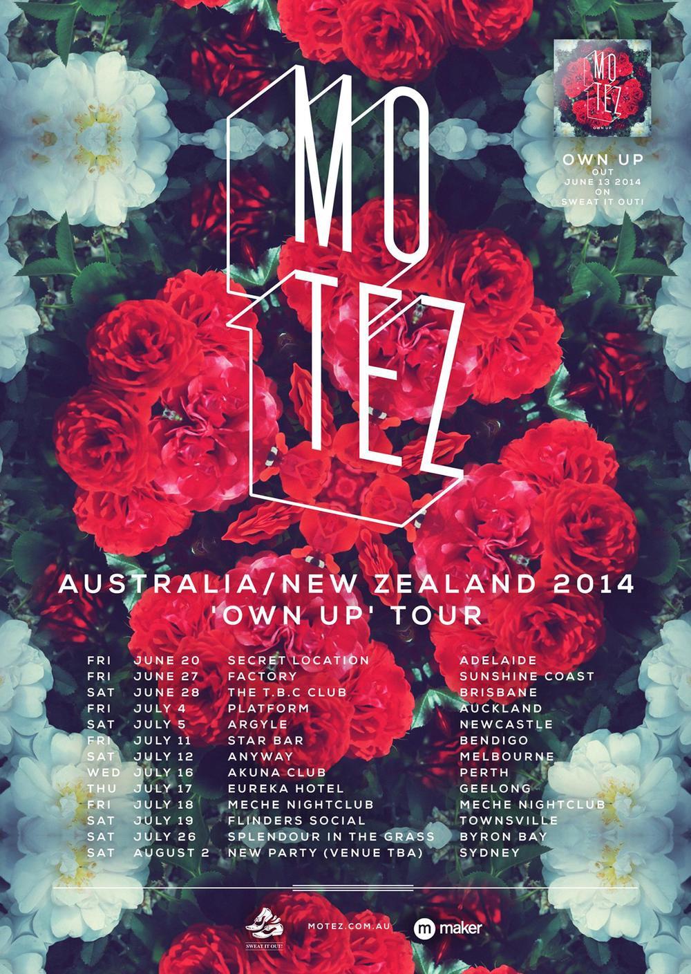 Motez On Tour