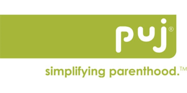 "Puj (Pronounced, ""Pudge"") was founded with the singular goal of simplifying parenthood through great product design."